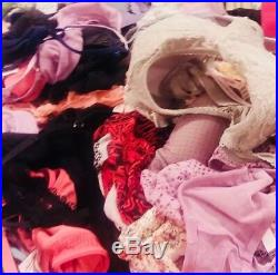 NWT VICTORIA'S SECRET Unlined / Padded Bralettes Bras WHOLESALE HUGE 50 Lot