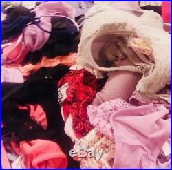 NWT VICTORIA'S SECRET Unlined / Padded Bralettes Bras WHOLESALE HUGE 50 Lot S-L