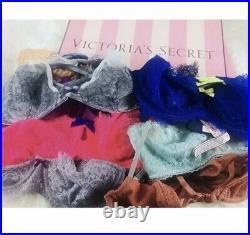 NWT VICTORIA'S SECRET VS UNLINED Bras Bralettes Wholesale 12 PC Lot $550 + BONUS