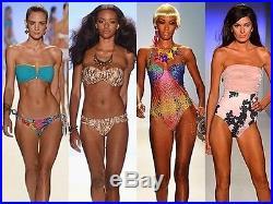 NWT Wholesale Lot 50 Pcs NEW Women Bikini Bottoms Tops Rave Swim Bathing Suit