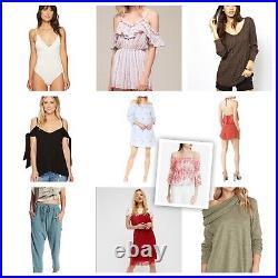 NWT Women's Clothing Reseller Wholesale 100 Pcs Box Lot Min $4200 Retail + Gifts