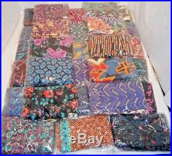New LULAROE LEGGINGS TC Tall Curvy SOFT WHOLESALE LOT 50 PIECES for RESELL