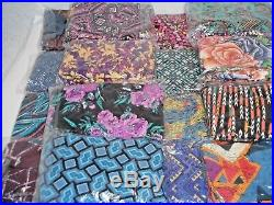 New LULAROE LEGGINGS TC Tall Curvy SOFT WHOLESALE LOT 54 PIECES for RESELL