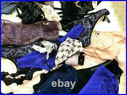 New Victoria's Secret Lot 25 SMALL Panties Wholesale Underwear Random Styles