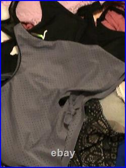 New Victoria's Secret Lot 61 Bundle Wholesale Assorted Bralette S, M, L, Xl, Sport