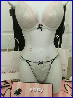 New Victorias Secret Lot Wholesale 26 Bra 26 Panty Random Size (total 52 Pc)