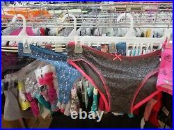 New Wholesale Lot 100 Women Bikinis Assorted Design Panties Underwear
