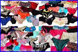 New Wholesale Lot 30 50 100 Women Bikinis Assorted Design Panties Underwear