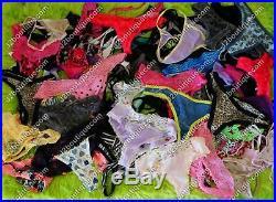 New Wholesale Lot 300 pcWomen Assorted Design Thongs G-strings Panties Underwear