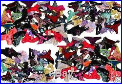 New Wholesale Lot 50 100 200 Womens Assorted Design Thongs G-String Panties #50