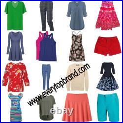 Second Hand Clothing Wholesale 25 KG Women's Summer Mix Grade A @ £4.50 KG