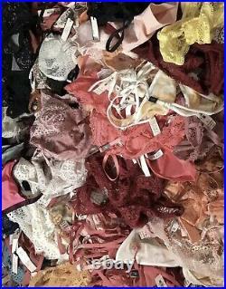VICTORIAS SECRET Wholesale Lot Of 100 Bralettes Lingerie Wholesale NWT
