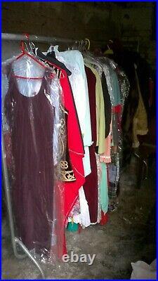 VINTAGE CLOTHING, WHOLESALE, JOB LOT, 60's, 70's, 80's, Jackets, Dresses, Furs, Suits, etc