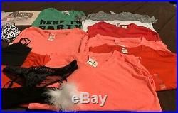 Victoria Secret And Pink Wholesale Resell Lot NWT