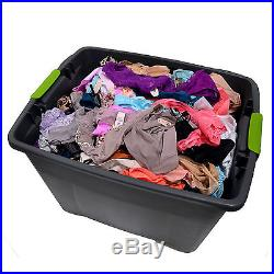 Victoria's Secret Lot of 100 Wholesale Panties Random Thong Bikini Cheeky Vs New