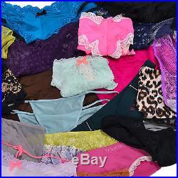 dff3015bd Victoria s Secret Wholesale Panties Lot Of 25 Vs Thong Bikini Panty Resale  New