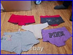 Victorias Secret wholesale joblot of ladies knickers and thongs