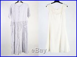 Vintage Dresses 80s 90s Patterned Coloured Women's Job Lot Wholesale x30 -Lot357