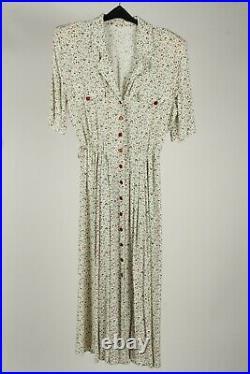 Vintage Dresses Ladies Summer Smart 80s 90s Retro Job Lot Wholesale x20 -Lot596