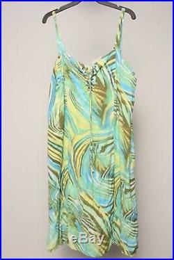 Vintage Dresses Womens Floral Beach Summer Retro Job Lot Wholesale x20 -Lot554