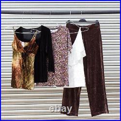 Vintage Ladies Velvet Mix Styles Wholesale 45kg BALE