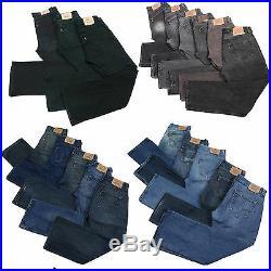 Vintage Levis Jeans Women Job Lot Wholesale Low-mid Rise X20 Pieces Grade A