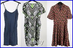 Vintage Style Summer Dresses Party Beach Women's Job Lot Wholesale x35 -Lot395