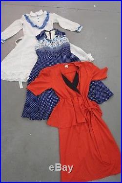 Vintage Wholesale Dresses Sale Price 70's 80's 90's X 50