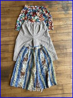 Vintage Wholesale Joblot Ladies High Waisted Summer Shorts x50 Pairs