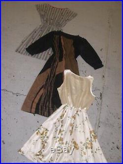 Vintage Wholesale Lot 80's 90's Ladies Winter Dress Mix x 25