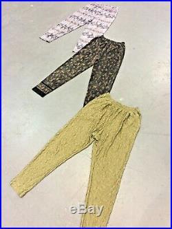 Vintage Wholesale Lot Ladies Velvet Trousers Pants