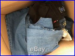 Vintage Wholesale Lot Ladies Women's Madonna/Mom Jeans Mix x 23