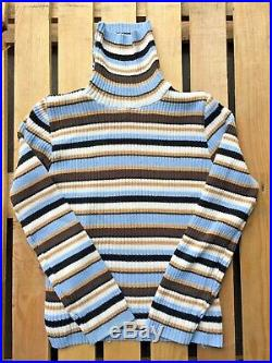 Vintage Wholesale Lot Women's 90's Ribbed Roll Neck Top Mix x 100