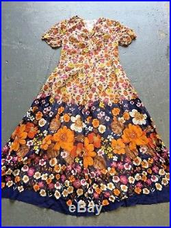 Vintage Wholesale Lot Women's Long Maxi Dress x 50