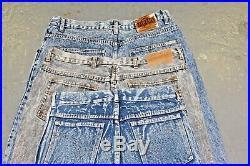 Vintage Wholesale Lot Women's Madonna Mom High Waist Jeans x 50