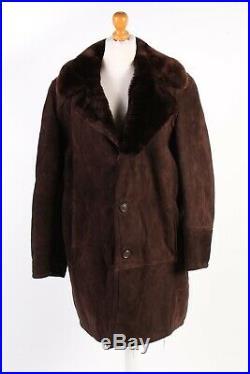 Vintage Women's Sheepskin Coats Warm Winter Wholesale Job Lot X10 -Lot321