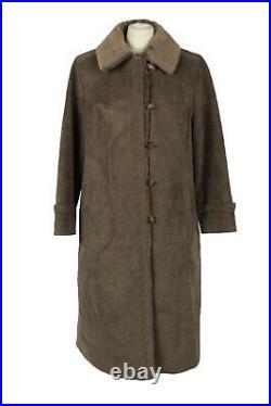 Vintage Women's Sheepskin Warm Winter Coats Wholesale Job Lot X5 -Lot741