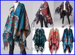 WHOLESALE BULK LOT OF 20 MIXE Style Blanket Poncho Cloak SCARF/SHAWL sc024025026