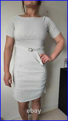 Wholesale Clothing Joblot Clearance Mini Dress In Stripe 80pcs