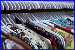 Wholesale JOB LOT 50 Vintage Dresses Maxi Mini & Midi Original 70s 80s 60s 50s