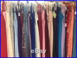 Wholesale Job Lot Designer Bridesmaid Prom Party Dress all BNWT