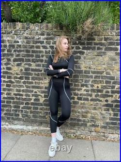 Wholesale Job Lot Women Leggings And Crop Top Set Gym Sports Floral Leopard X75