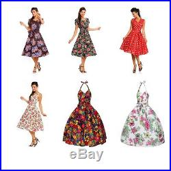 Wholesale Job Lot of 100 Retro Vintage Swing Pin up 50s Dresses