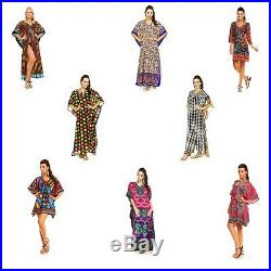 Wholesale Job Lot of 500 Kaftans Tunics and Kimonos Holiday Summer Cover Ups
