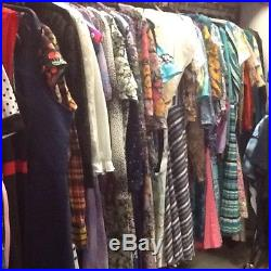 Wholesale, Job lot, 20 KG Ladies Vintage Clothing, Free Delivery, £8 A KG