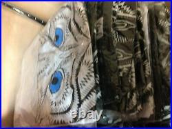 Wholesale Job lot of 100 Ladies Animal Crop Tops Womens Tiger Pug Owl Print