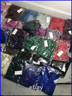 Wholesale Joblot Bundle Of 30 Evening Dresses All New With Tags And Polly Bags