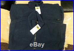 Wholesale Joblot Full Zip Fleeces x 20 Clothing Mens / Womens (Blue) Workwear