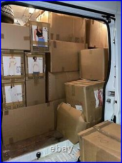 Wholesale Joblot Of Unchecked Womens Clothing Boohoo, PLT, Missguided 200 Pcs
