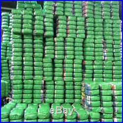 Wholesale Joblot Used Second Hand Clothes Shoes 25Kg Sacks Bags Cream, Grade 1&2